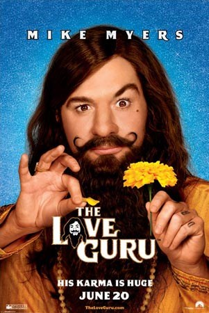 Mike Myers is Guru Pitka (His Karma is Huge) - The Love Guru
