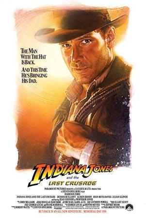 Harrison Ford is Indiana Jones - The Last Crusade Movie Score Ver 2