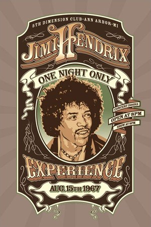One Night Only - Jimi Hendrix