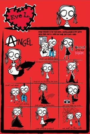 Angel - Eve L.