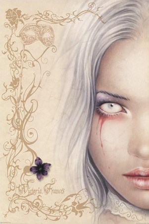 Tears of Blood - Victoria Frances