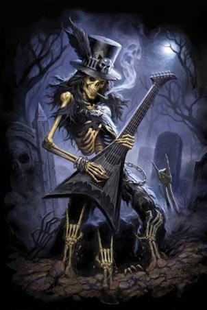 Play Dead - Skeleton Rock