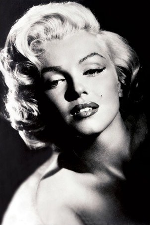 Glamour Marilyn Monroe Poster Part 73
