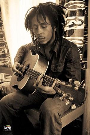 Intimate Portrait - Bob Marley