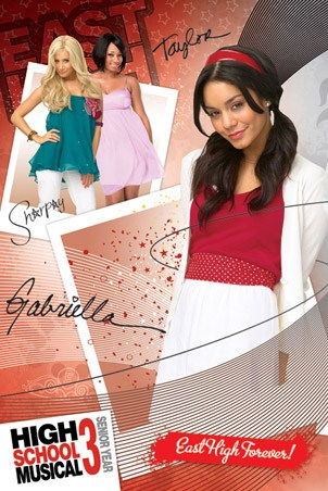 Gabriella & the Girls - HSM3