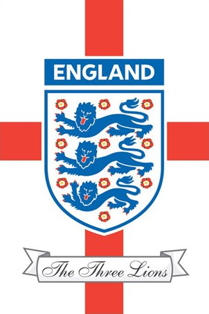 The Three Lions - England FA