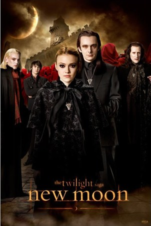 Beware of The Volturi - Twilight: New Moon