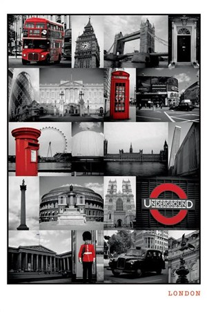 The Iconic Images of London, London, England