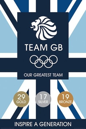 Inspire a Generation - Team GB - London 2012