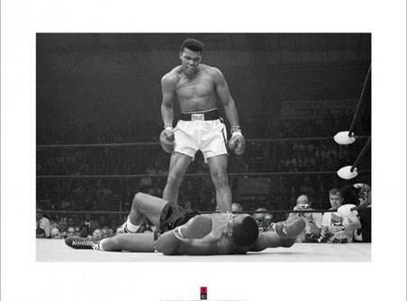 Ali vs Liston - Muhammad Ali