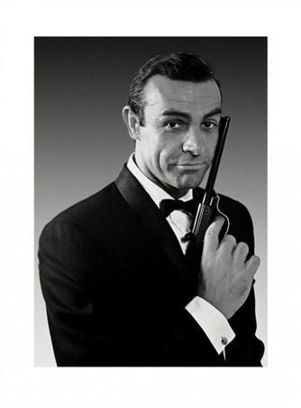 Sean Connery is James Bond - James Bond - 007
