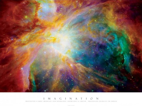 Imagination - Albert Einstein