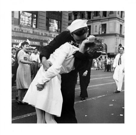 War's End Kiss - New York City 1945