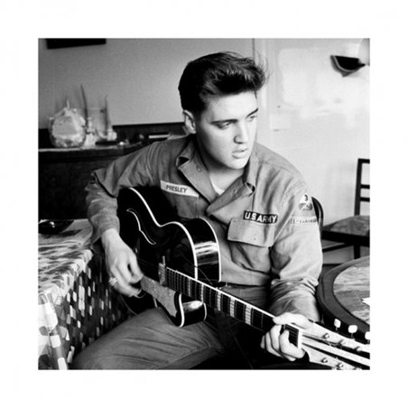 An Icon in the Army - Elvis Presley