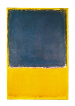 Untitled, 1950 - Mark Rothko