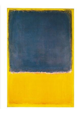 Untitled, 1950 - Mark Rothko