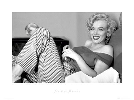 Casual Portrait - Marilyn Monroe