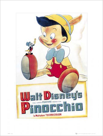 Pinocchio Original Movie Score - Walt Disney's Pinocchio