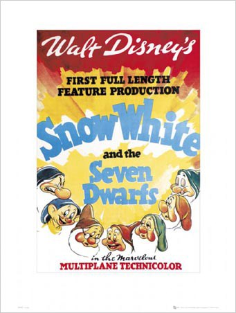 Snow White Original Movie Score - Walt Disney's Snow White and The Seven Dwarves