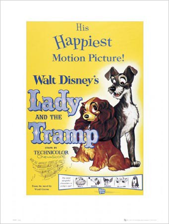 The Lady & The Tramp Original Movie Score - Walt Disney's Lady and The Tramp