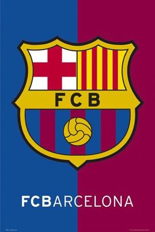 Barcelona Football Club Badge - FC Barcelona