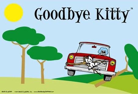 Goodbye Kittie - David & Goliath