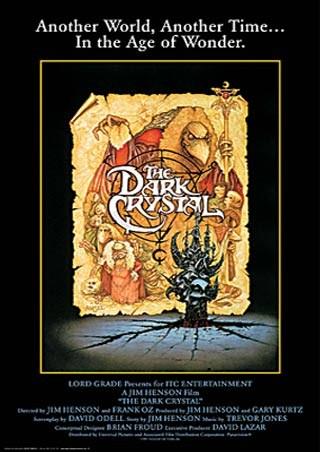 The Dark Crystal Movie Score - The Dark Crystal