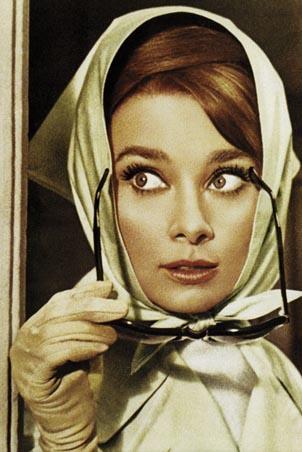 Undercover Portrait - Audrey Hepburn