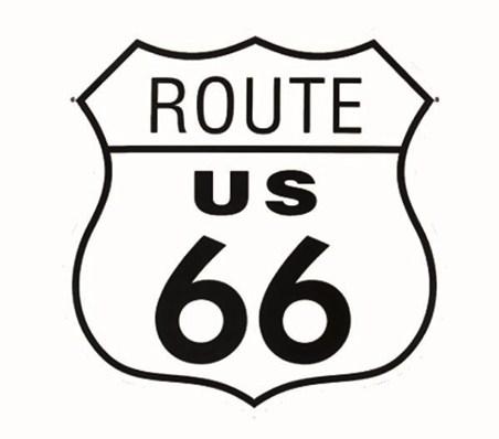 Shield - Route 66