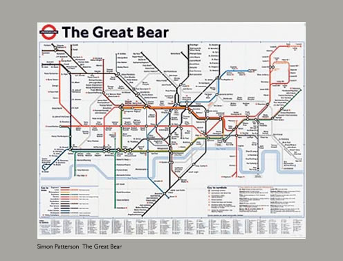 The Great Bear - Simon Patterson
