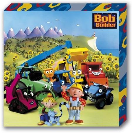Bob and his Friends - Bob the Builder