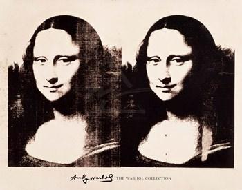 Double Mona Lisa, 1963 - Andy Warhol