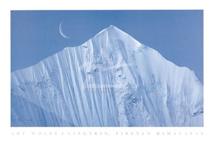 Lingtrin - Tibetan Himalayas - Art Wolfe