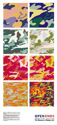 Camouflage - Andy Warhol
