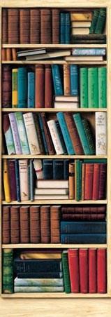 Bibliothéque - Art 2 Sheet Slim Wall Mural
