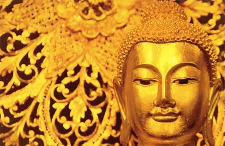 Chatuchak Buddha - Golden Delight