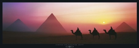 The Great Pyramids, El Giza, Egypt - Shashin Koubou and Prisma Studios