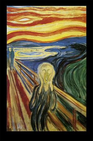 The Scream - Edvard Munch
