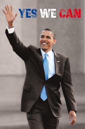 Yes We Can! - Barack Obama