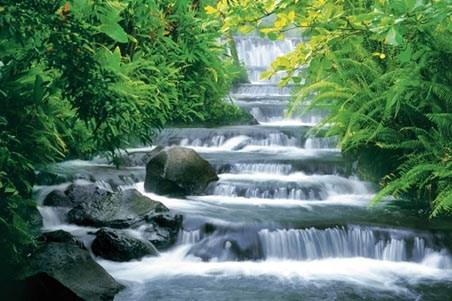 Fortuna Falls - Costa Rica
