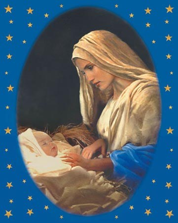 Madonna and Child - by Simon Mendez