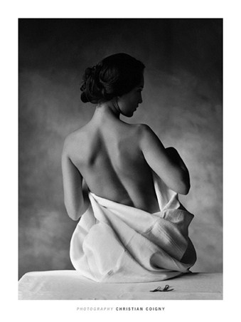 Framed Modesty - Christian Coigny