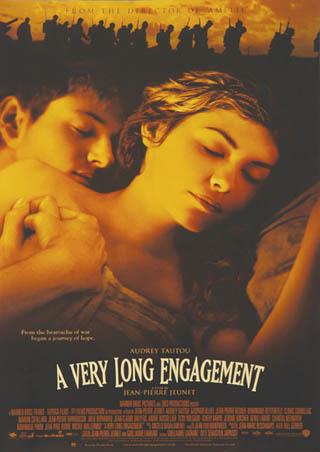 Audrey Tatou Stars in A Very Long Engagement - Un Long Dimanche De Fiancailles