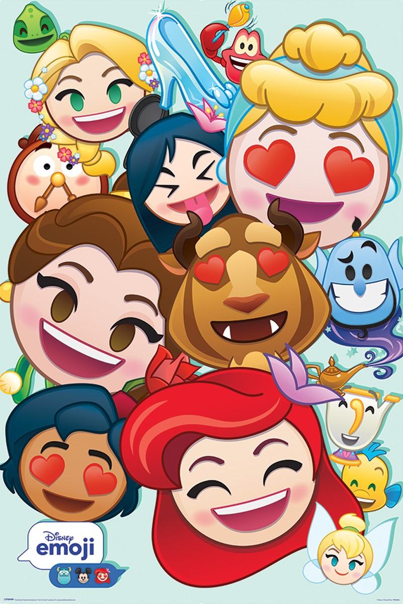 Maxi Poster 61cm x 91.5cm new and sealed Disney Princess I Am A Princess