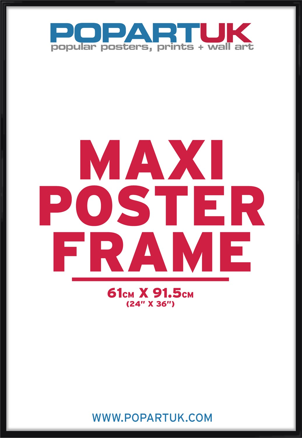 Poster 61x91.5cm Be Awesome